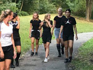 RCD MO17-1 van start met training in het Wantijpark. 10