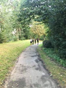 RCD MO17-1 van start met training in het Wantijpark. 13
