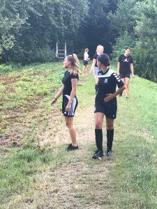 RCD MO17-1 van start met training in het Wantijpark. 8